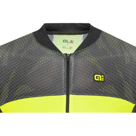 Alé Cycling Formula 1.0 Ultimate SS Jersey Herr black-fluo yellow